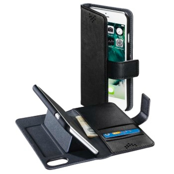 """Hama """"Stand-Up"""" booklet for Apple iPhone 6/6s/7/8, black"""