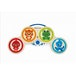 Baby Einstein Magic Touch Drums Musical Toy [Damaged Packaging] - Image 2