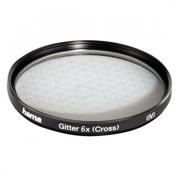 Hama Special Effect Filter Cross Screen 6x 55mm