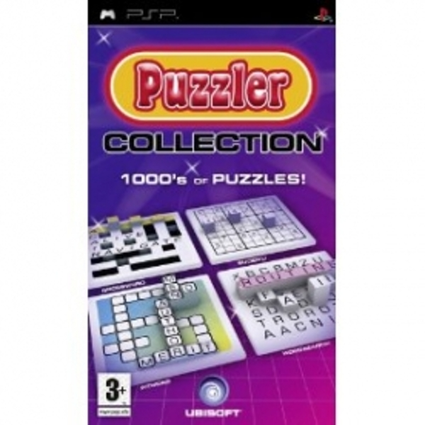 Puzzler Collection PSP