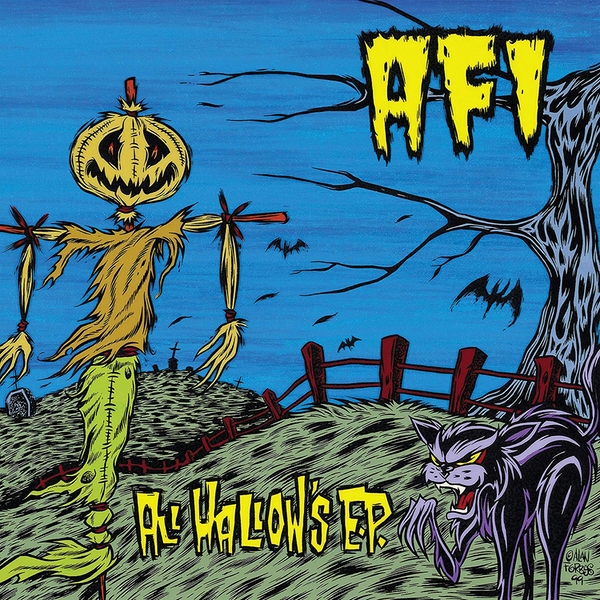 Afi - All Hallows EP (Picture Disc) Vinyl