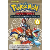 Pokemon Adventures: Heart Gold Soul Silver, Vol. 1 : 1