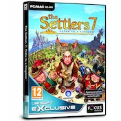 The Settlers 7 Paths To A Kingdom Game PC & MAC [Used]