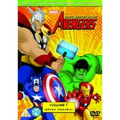 Avengers - Earth's Mightiest Heroes - Vol. 1 DVD