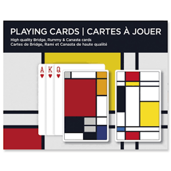 Squares Bridge Doubles Card Game