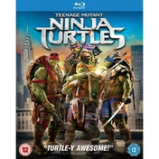 Teenage Mutant Ninja Turtles Blu-ray Region Free