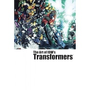 Art of IDW's Transformers Paperback