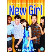 New Girl Season 3 DVD
