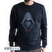 Assassin's Creed - Generic Men's Medium Hoodie - Navy - Image 2