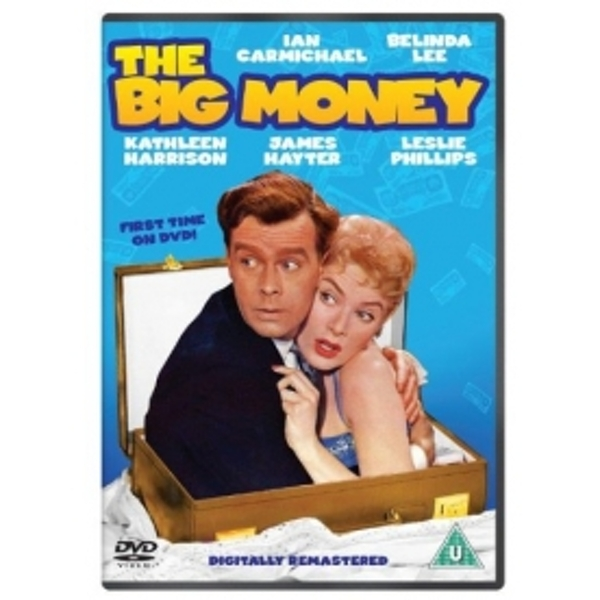 The Big Money DVD
