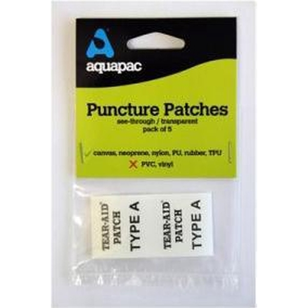 Aquapac Puncture Patches – Pack of 5