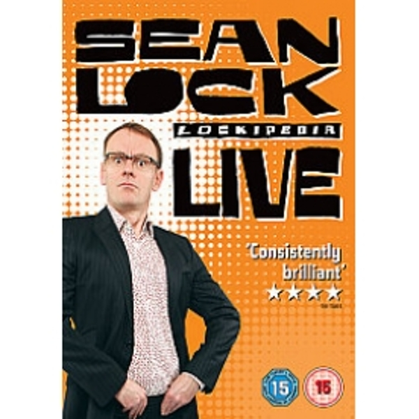 Sean Lock Lockipedia Live DVD