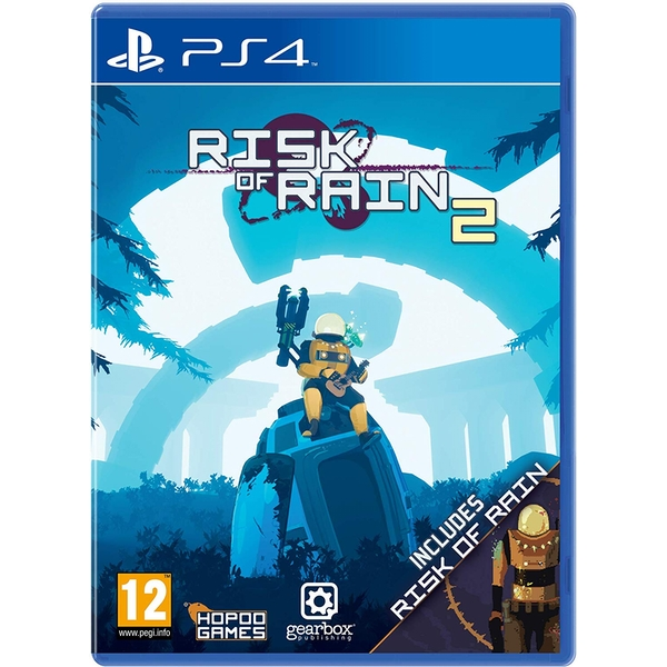 Risk of Rain 2 PS4 Game