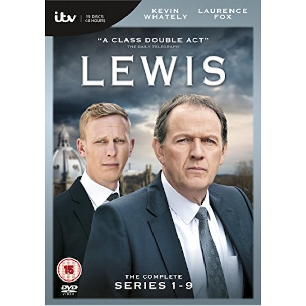 Lewis - The Complete Series 1-9 DVD