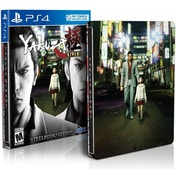 Yakuza Kiwami Steelbook Edition PS4 Game (#)