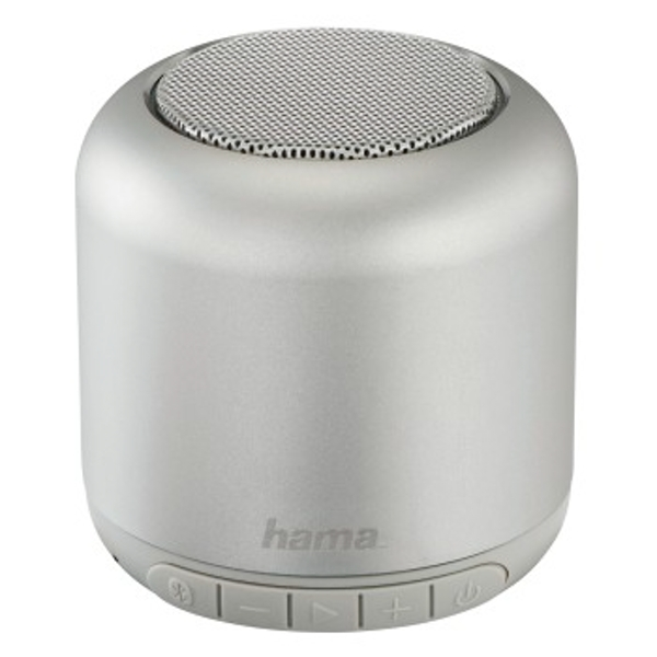 "Hama |""Steel Drum"" Mobile Bluetooth Loudspeaker 