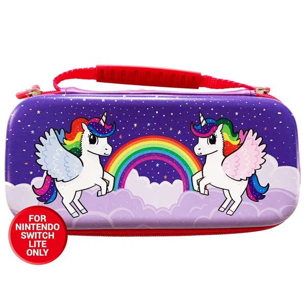 Unicorn Protective Carry and Storage Case for Nintendo Switch Lite