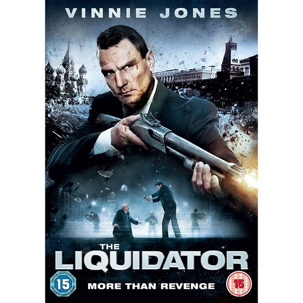 The Liquidator DVD