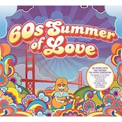60's Summer Of Love CD
