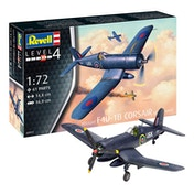 F4U-1B Corsair Royal Navy 1:72 Revell Model Kit