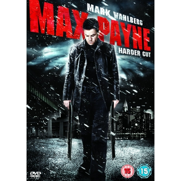 Max Payne Harder Cut DVD