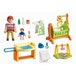 Playmobil Dollhouse Baby Room with Cradle - Image 2