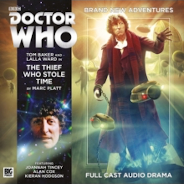 The Fourth Doctor Adventures - The Thief Who Stole Time : 6.9