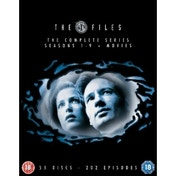 X-Files Seasons 1-9 DVD