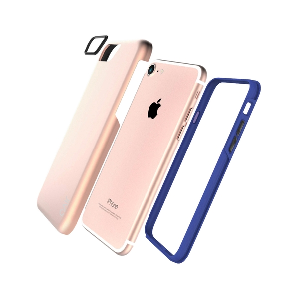 Jivo Combo-Tough Case iPhone 7/8 rosego