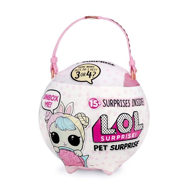 L.O.L. Surprise Biggie Pet - Hop Hop