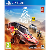 Dakar 18 PS4 Game