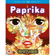 Paprika - DVD/Blu-ray Double Play