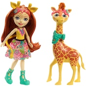 Enchantimals Gillian Giraffe Doll
