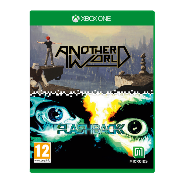 Flashback / Another World Xbox One Game