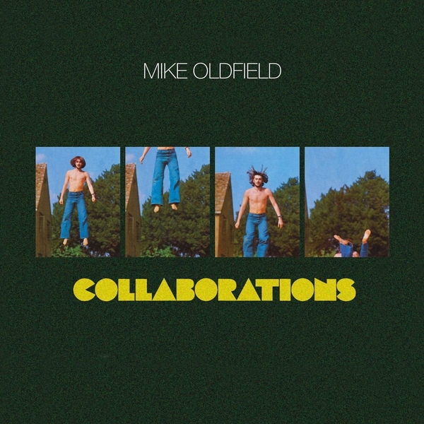 Mike Oldfield - Collaborations Vinyl