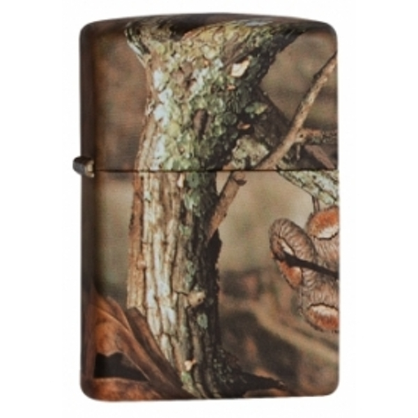 Zippo Break Up Infinity Moss Oak Lighter