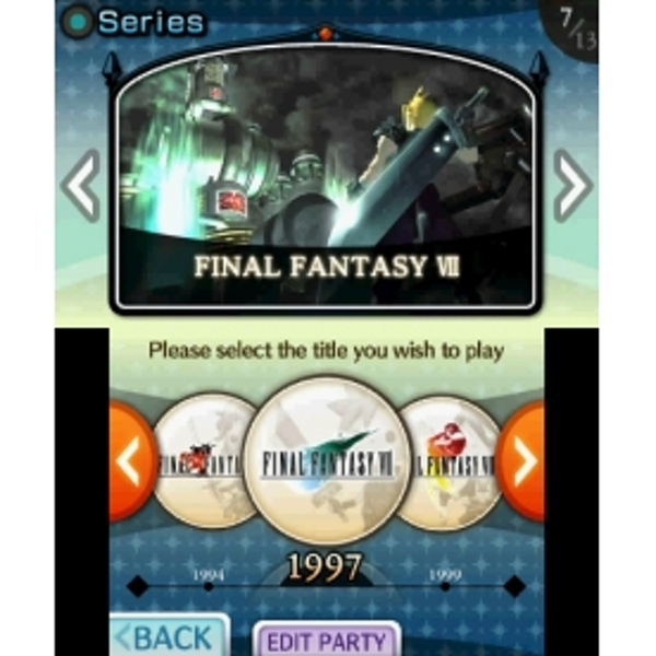 Theatrhythm Final Fantasy Game 3DS - Image 3
