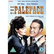 The Paleface DVD