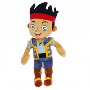 Jake and the Neverland Pirates - Jake 10 Inch Soft Toy