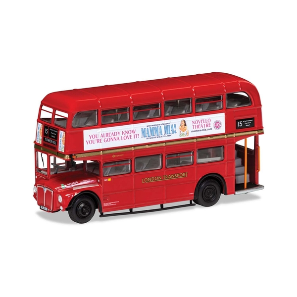 Route 15 Tower Hill (Mamma Mia!) AEC Type RM ALM 50B Heritage 1:76 Corgi Model