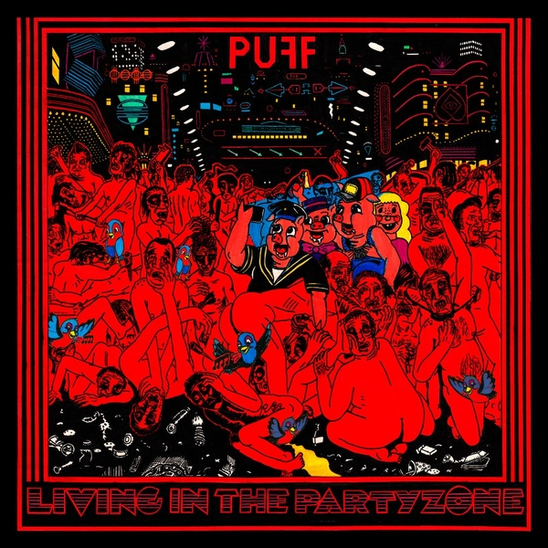 Puff - Living In The Partyzone Vinyl