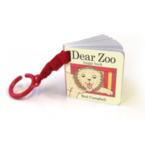 Dear Zoo Buggy Book by Rod Campbell (Board book, 2010)