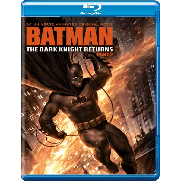 Dark Knight Returns Part 2 Blu-ray