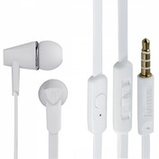 Hama Joy In-Ear Stereo Earphones White