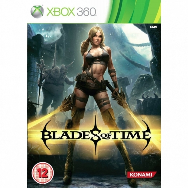 Ex-Display Blades of Time Game Xbox 360