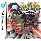 Pokemon Platinum Version Game DS