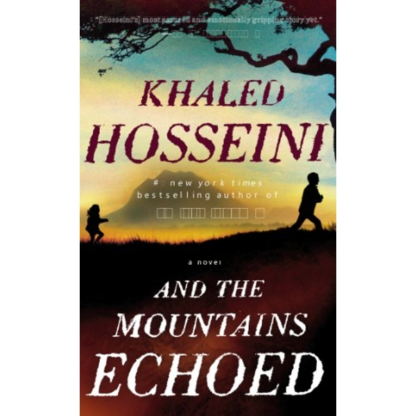 And the Mountains Echoed  Paperback 2014