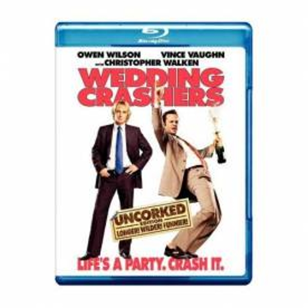 Wedding Crashers Blu-Ray