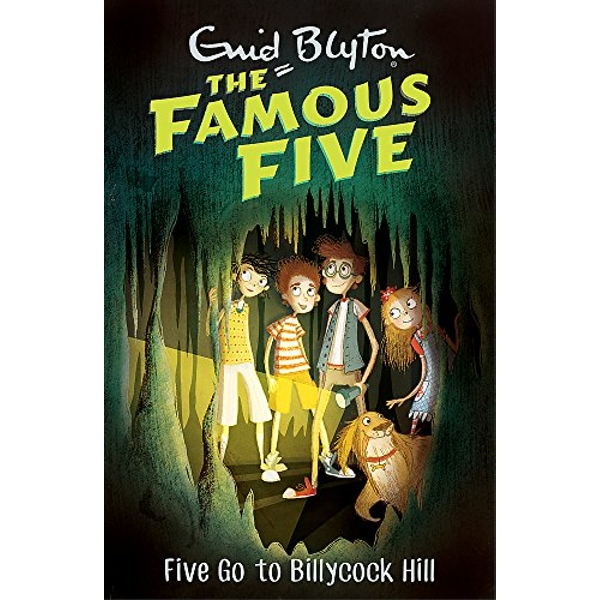 Five Go To Billycock Hill: Book 16 by Enid Blyton (Paperback, 2016)
