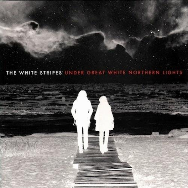 The White Stripes- Under Great White Northern Lights Vinyl